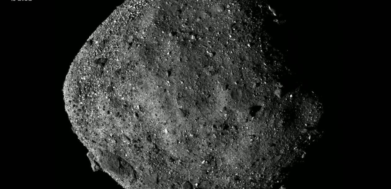 Bennu : un astéroïde fossile... et très actif ! | Le blob, l'extra-média