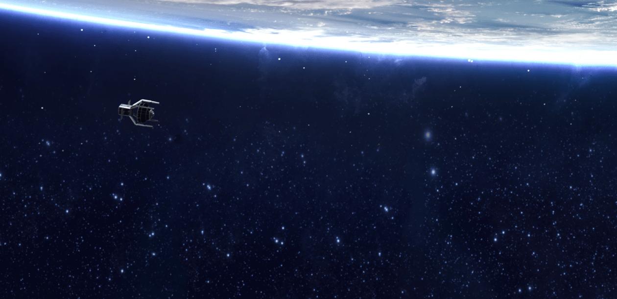Un satellite pour nettoyer l'espace   Le blob, l'extra-média