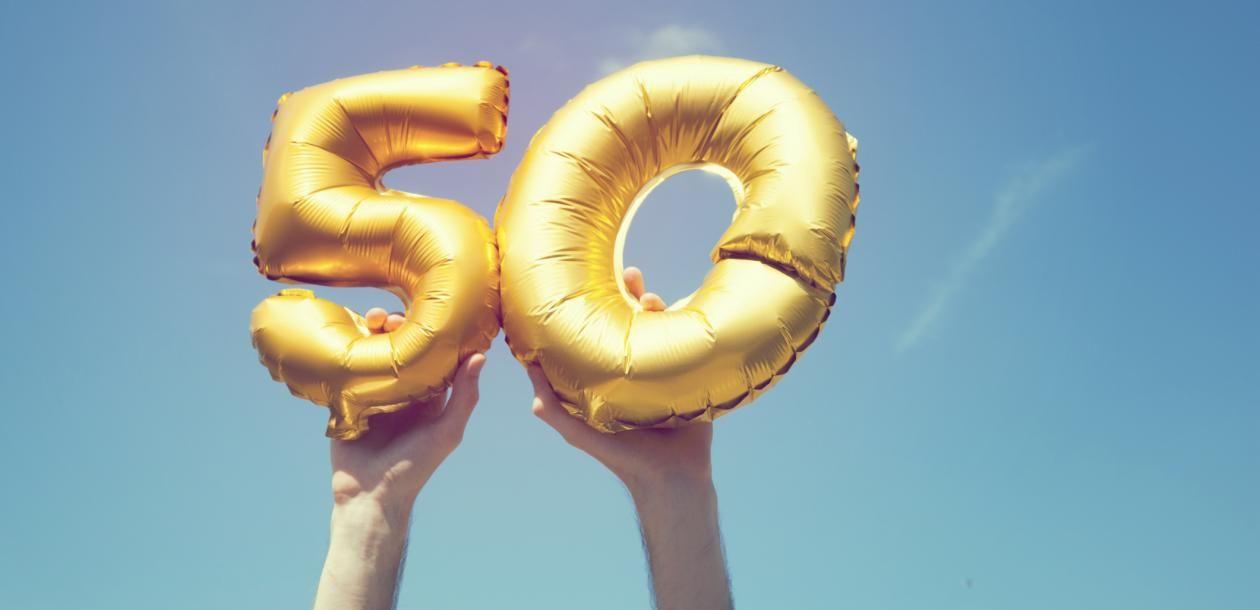 Le bonus d'une vie saine à la cinquantaine | Le blob, l'extra-média
