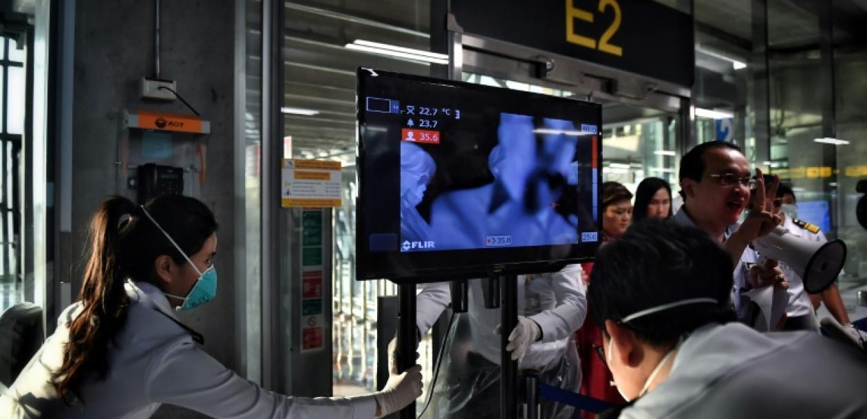 Coronavirus : 12 pays touchés, 2 700 cas en Chine   Le blob, l'extra-média