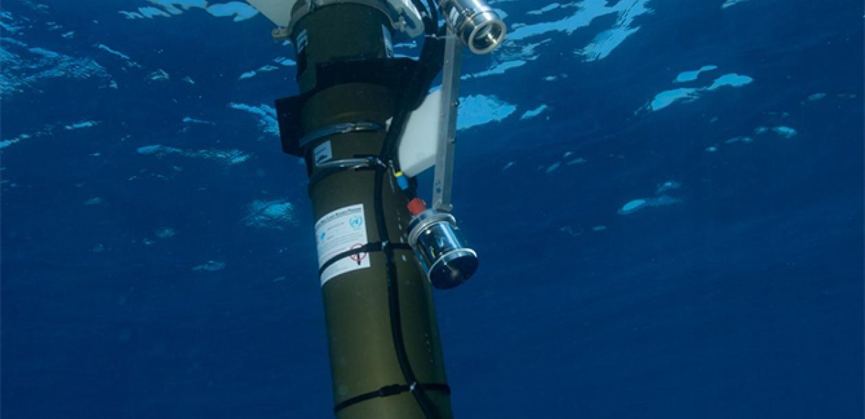 Nouvelle étape franchie dans la compréhension de la séquestration du CO2 par les océans | Le blob, l'extra-média