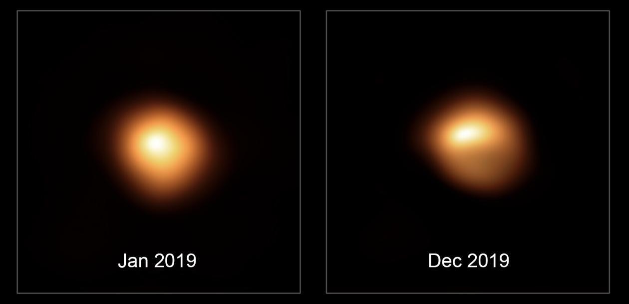 Bételgeuse : le mystère s'éclaire | Le blob, l'extra-média