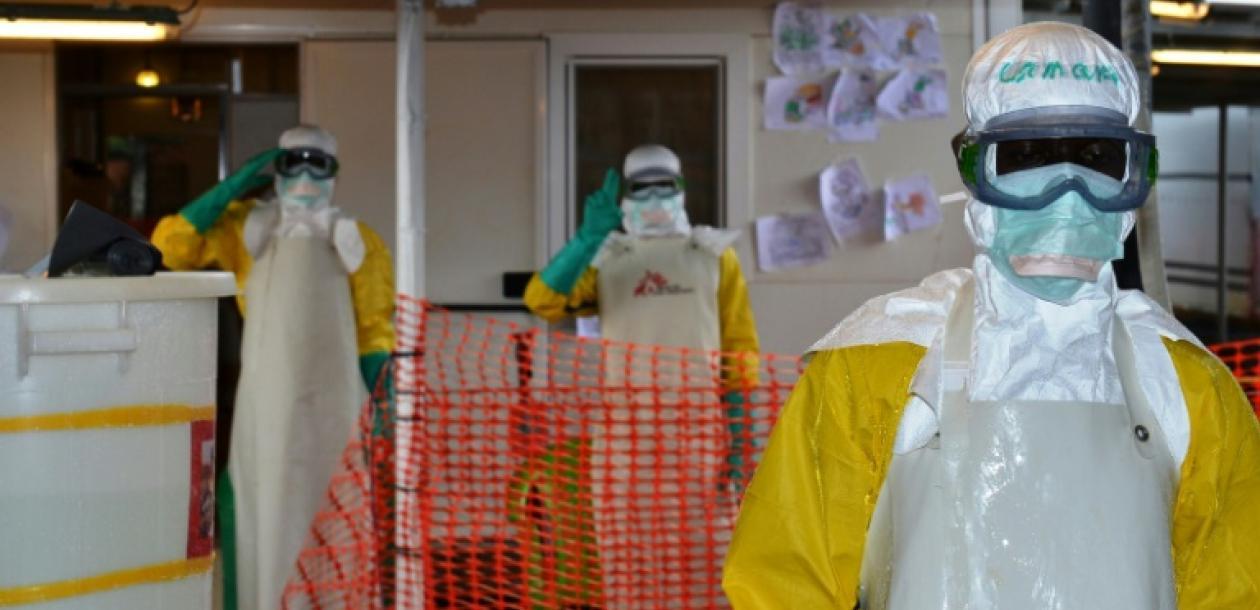 Ebola de retour en Afrique de l'Ouest après cinq ans d'absence | Le blob, l'extra-média