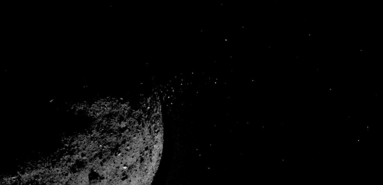 La sonde Osiris-Rex entame son retour vers la Terre avec des échantillons d'astéroïde à bord | Le blob, l'extra-média