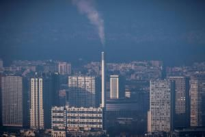 paris air pollué