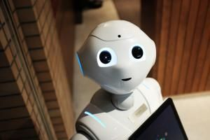 Pepper le robot